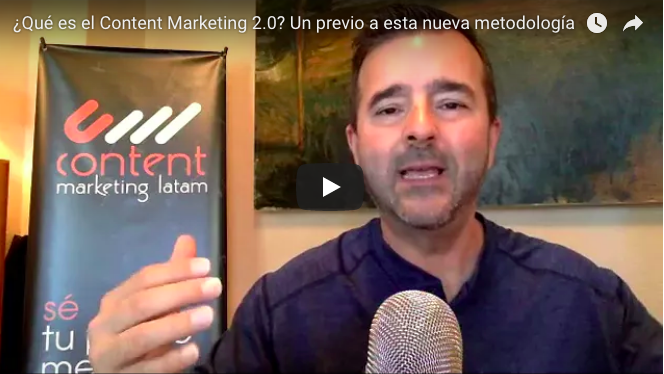 Qué es Content Marketing 2.0